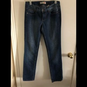 Paris Blues Mid rise skinny jeans